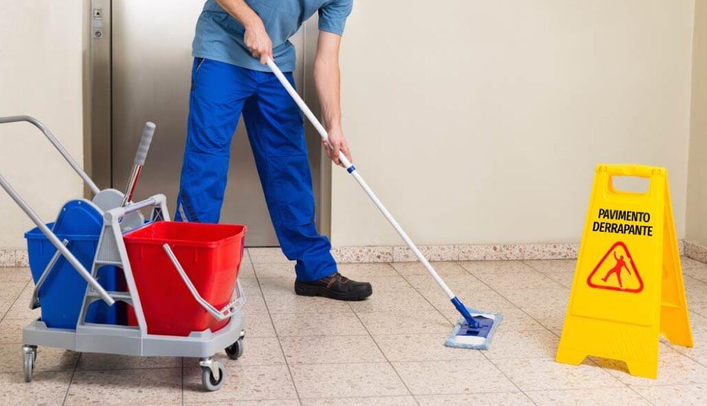 Limpeza Equipamentos